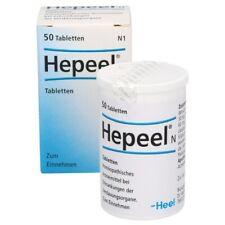 HEEL HEPEEL-N 50 Tablets - Liver Health - PL Stock