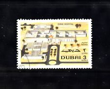 Vd42 Dubai #141 Stamp Used Lc Cds Buy 4 - 40 Stamp Lots & Pay $3.00 S&H Maximum