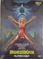Murder Rock - The Demon Is Loose (Limited Edition Mediabook Blu-ray+DVD)