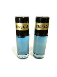 VERSACE Uncut Perfume  Oil Type For Men 2X$20 (2oz 60ml)