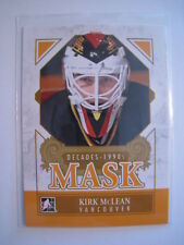 Kirk McLean 2013-14 In The Game Decades 1990s MASK INSERT   DM-14