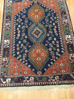 "3'7"" x 5' New Turkish Oriental Rug - Hand Made - 100% Wool"