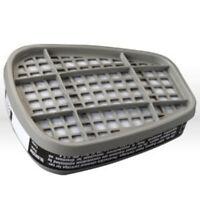3M 6001 Organic Vapor Cartridge, 1-Pair - Fast, Free Shipping