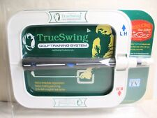 NEW True Swing TrueSwing Golf Training System w/Grip & DVD