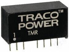 1 X TRACOPOWER aislado Convertidor DC-DC TMR 1-4823SM, número de bastidor 36-75V DC Vout ± 15V DC