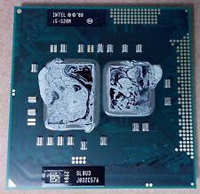 Intel Core i5 520m 2.4GHz 3MB SLBU3 CPU processor