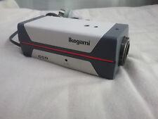 Vintage IKEGAMI Japan CCD Security Survailance Camera Model:ICD-44AC 240Vac