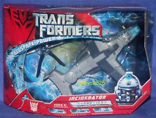 Transformers All Spark Voyager Class INCINERATOR New from 2007 V-22 Osprey 8""