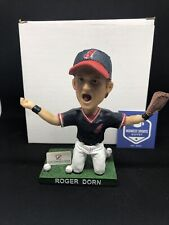Roger Dorn Major League Gateway Grizzlies Indians Bobblehead SGA ~ NIB FREE Ship