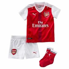 Full Kit Children Home Memorabilia Football Shirts