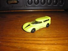 Nice Hot Wheels McD McDonld's Happy Meal toys AFTER BLAST Vehicle Yellow