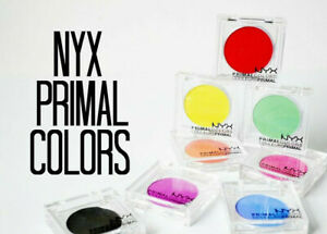 NYX Primal Colors - Eye Shadows