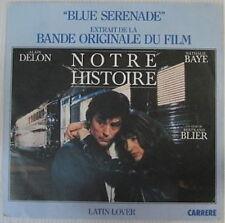 Delon Baye 45 tours Bertrand Blier 1984