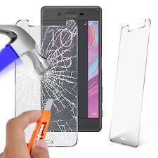 Para Sony Xperia rendimiento - 100% Auténtico X Protector de Pantalla de Vidrio Templado