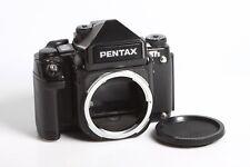 Pentax 67II Gehäuse 67 II Body + Pentax AE Prismensucher Prismfinder