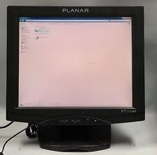 """Planar PT1710MX 17"""" Touch Screen Monitor with built-in speakers"""
