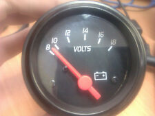 55mm (8-16V) VoltMeter For Car/Truck/Motorcycle Battery Monitor Voltmeter