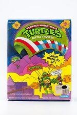 Vintage Turtle Trooper 1988 Rare Teenage Mutant Ninja Turtles 5019 Parachute