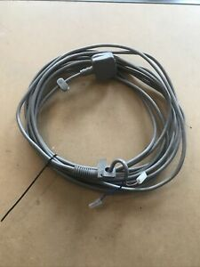 Dyson Ball DC15 Used Mains Power Cable Assembly GENUINE Flex Lead Plug