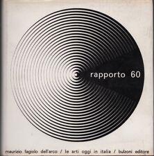 Autografiadas! Informe 60. Las artes hoy en Italia. Maurizio Haba dell'Arco. RN