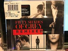 Fifty Shades of Grey [Remixes] New CD free shipping