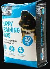 Puppy Training Pads X 30 - Care Treat Training Dog Cat