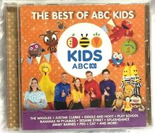 The Best Of ABC For Kids Vol.5 Various Artists CD 2017 Brand New Sealed Wiggles