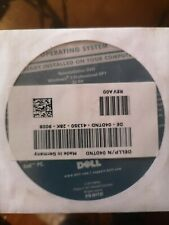 Dell Win 7 Pro Operating System DVD NEW UN-OPENED