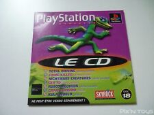 Sony Playstation PS1 / Démo jouable Playstation Magazine N°18 [ PAL Version ]
