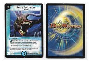 DUEL MASTERS PESCE CACCIATORE 31/110 COMUNE THE REAL_DEAL SHOP