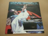 """STEVIE WONDER * I JUST CALLED TO SAY I LOVE YOU * 7"""" SINGLE P/S EXCELLENT 1984"""