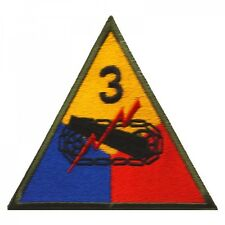 Ecusson / Patch - 3rd Armored Division
