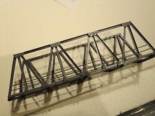 H0 --> Vollmer 2561 Metall Vorflutbrücke / Eisenbahnbrücke - 1 gleisig