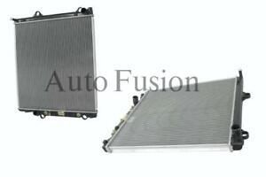 Radiator For Toyota Prado J120 3.0L 4 Cyl Turbo Diesel- (1KZTE) (2003-2009)
