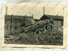 Foto, Wehrmacht, Beute, Panzer, Renault R-35, Nahaufnahme, Frankreich 21003