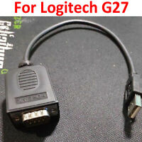 Shifter USB Adapter Cable Connector for Logitech G27 Steering Wheel Gearshift