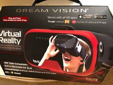 TZUMI Dream Vision Virtual Reality Smartphone Headset fits iPhone & Android