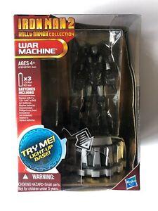 Iron Man 2  Hall of Armor Collection War Machine Hasbro Marvel 2010