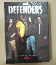 MARVEL The Defenders Complete First Season 1 (2-Discs Set DVD) Region 1 For US