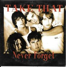 CD SINGLE 2 TITRES--TAKE THAT--NEVER FORGET--1995