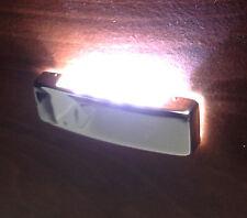 MARINE BOAT RV TRUCK TRAILER SS304 COURTESY LED LIGHT WHITE LIGHT FROM SIDE IP67