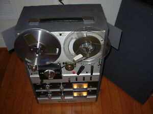 ROBERTS 770X SS reel to reel stereo tape deck solid state