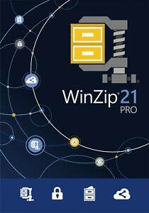 WinZip 21 PRO / Windows / Download / KEY (ESD)