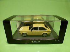NEO SCALE MODELS 1:43 - OPEL KADETT CITY  43070  - GOOD CONDITION IN BOX