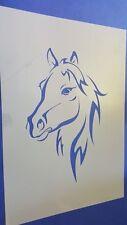 Schablonen 227 Pferd Wandtattoos Vintage Stanzschablonen Shabby Stencil Tattoo