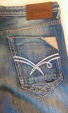 Jean's NEUF pantalon KAPORAL sarouel femme Carot GAGE W24 ou 34 style teufeuse