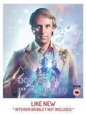Doctor Who The Collection Season 19 Blu-ray RARE