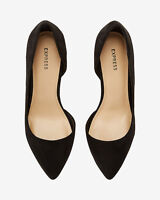 Brand New Express Women Pointed Toe D'orsay Pump Value $59 Sold out