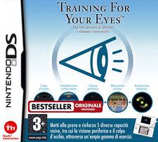 Training For Your Eyes Nintendo DS IT IMPORT NINTENDO