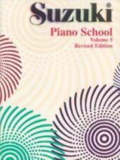 Suzuki Piano School, Vol. 5 (  ) Used - VeryGood